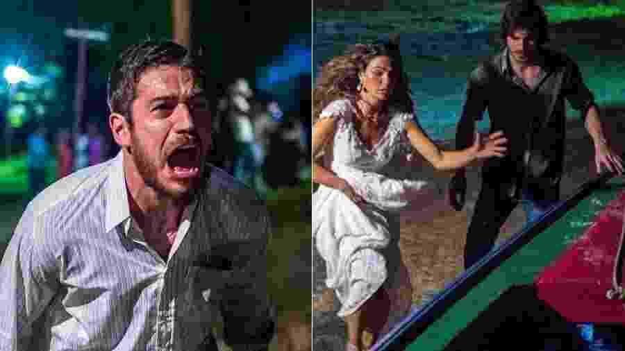 noiva em fuga - ritinha em a força do querer - Reprodução/TV Globo