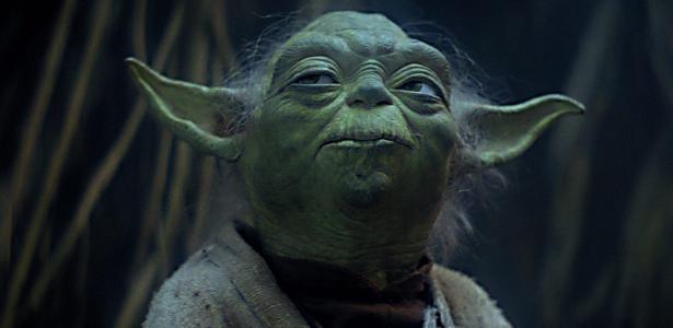 Mestre Yoda, personagem do Star Wars