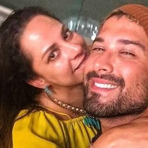 Silvia Abravanel e Edu Pedroso estão juntos desde 2013