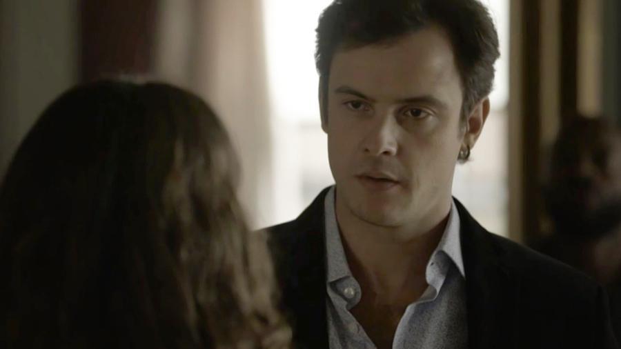Clara arma encontro com Gael e diz que filho é isca para ele reconquistá-la - Reprodução/GShow/O Outro Lado do Paraíso