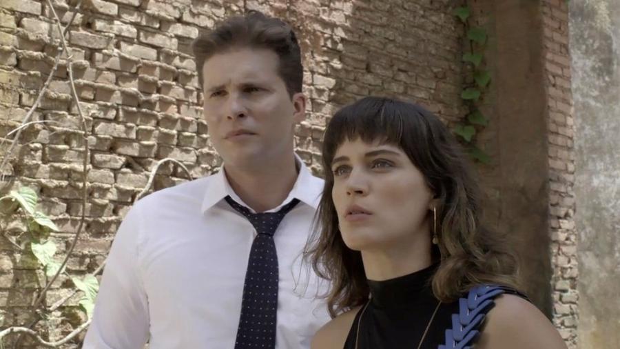 """Clara vai procurar Mariano em """"O Outro Lado do Paraíso"""" - Reprodução/Globo"""