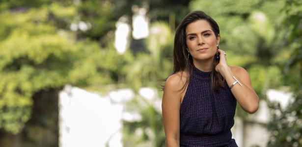 """Natália Leite, apresentadora do programa """"Superpoderosas"""""""