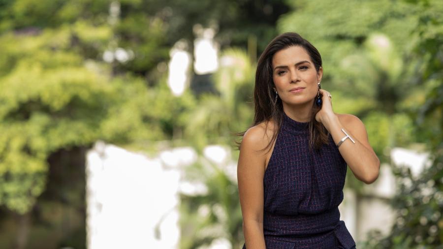 """Natália Leite, apresentadora do programa """"Superpoderosas"""" - Divulgação/Band"""