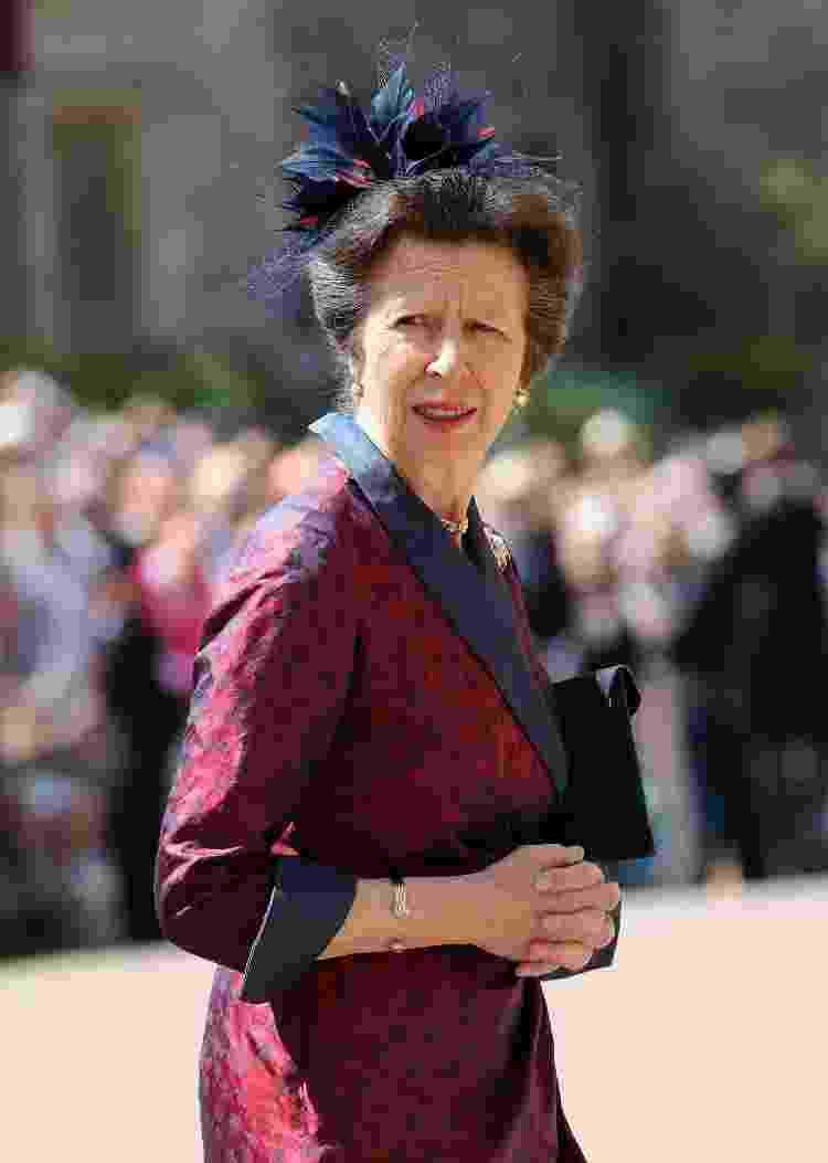 Princesa Anne deve ser comandante da Marinha Real - Getty Images - Getty Images