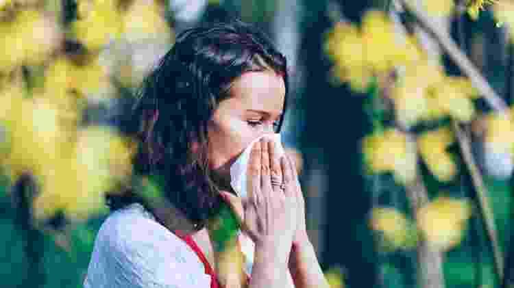 Existem quatro tipos de influenza: A, B, C e D, sendo que apenas os três primeiros afetam humanos - iStock