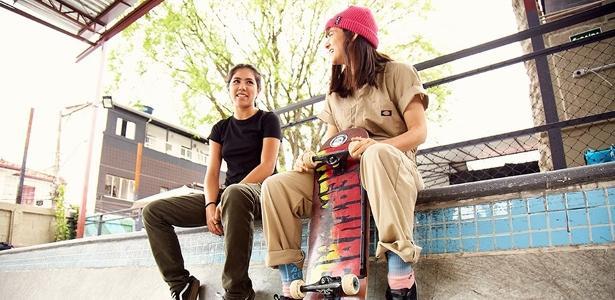 A produtora de vídeo Luiza Yoshida entrevistou Karen Jonz para o projeto #SouPrincesaSouReal