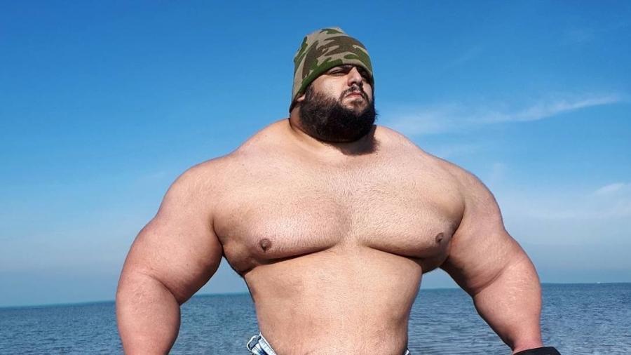 Hulk 2 - Reprodução/ Instagram