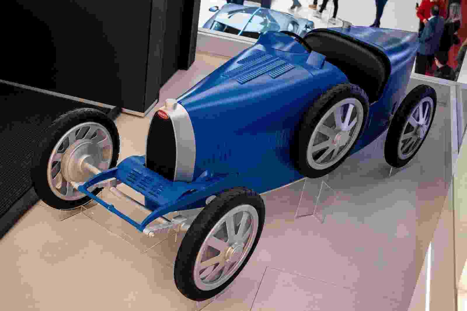 Bugatti Baby - Divulgação