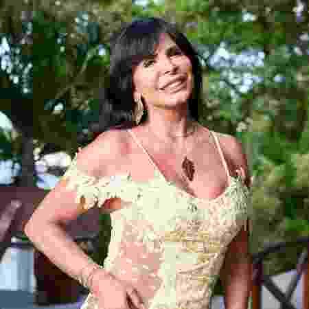 "Gretchen é a convidada de Luciana Gimenez no ""Superpop"" - Manuela Scarpa/Brazil News"