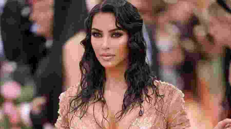 Kim Kardashian no MET Gala em 2019 - Reprodução/Instagram/@kimkardashian