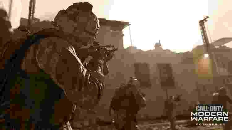 Call of Duty Modern Warfare - 04 - Divulgação - Divulgação