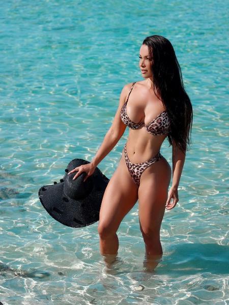 Fernanda D'avila curte temporada na Itália - Reprodução/Instagram