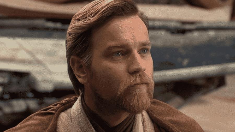 Ewan McGregor como Obi-Wan Kenobi - Reprodução