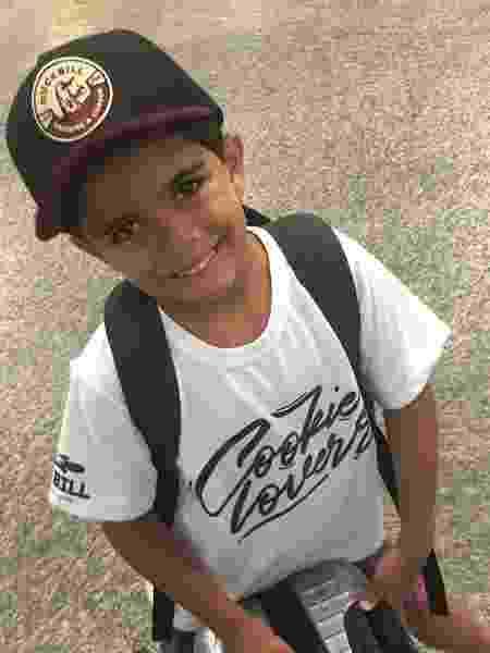 João, filho de Márcio Garcia - Reprodução/Instagram