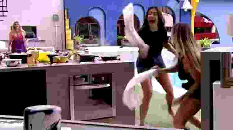 Mari - Reprodução/Globo - Reprodução/Globo