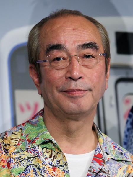 "Ken Shimura era apelidado de ""Robin Williams japonês"" - STR/Jiji Press/AFP"