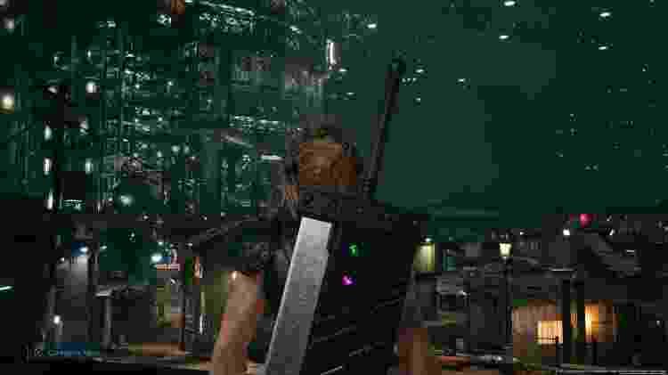 Matérias ficam visíveis nas armas dos personagens - Reprodução
