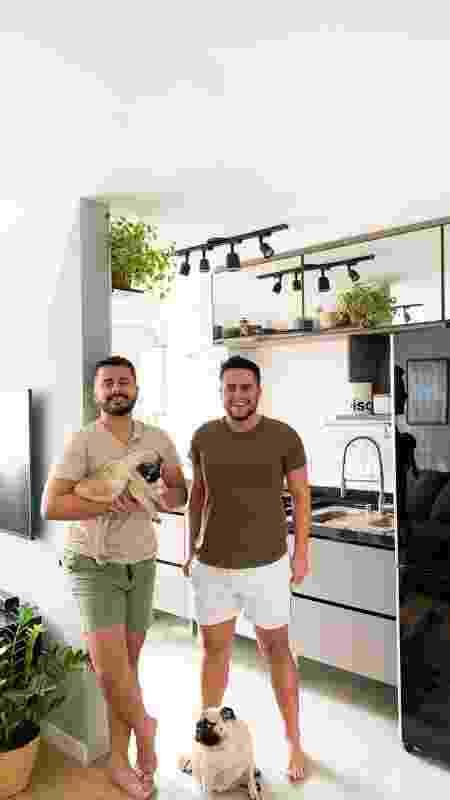 Guilherme e Danilo - Arquivo Pessoal - Arquivo Pessoal