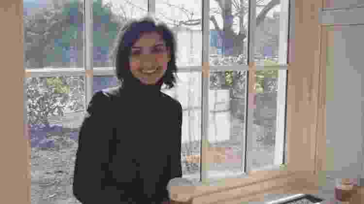 Natália Harvard 1 - Arquivo Pessoal - Arquivo Pessoal