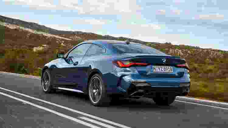 BMW Série 4 4 - Divulgação - Divulgação