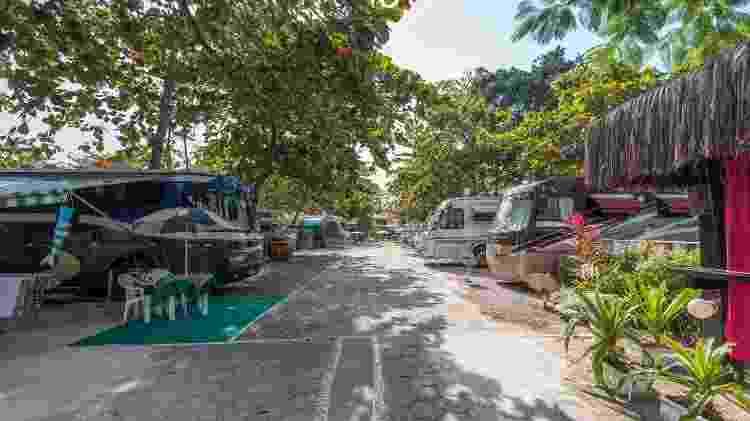Camping Mundaí, em Porto Seguro (Bahia) - Divulgação - Divulgação
