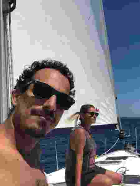 casal mediterrâneo - navegando - Arquivo pessoal - Arquivo pessoal