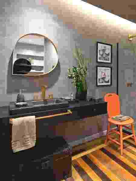 Espelho Orvalho Preto - Arquivo Pessoal - Arquivo Pessoal