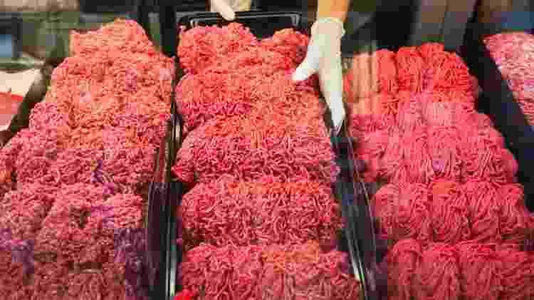 Carne moída - Erik Isakson/Getty Images/Tetra images RF - Erik Isakson/Getty Images/Tetra images RF