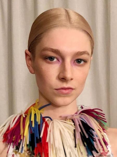"""A atriz HunterSchafer, a Jules de """"Euphoria"""" - Reprodução/Instagram"""
