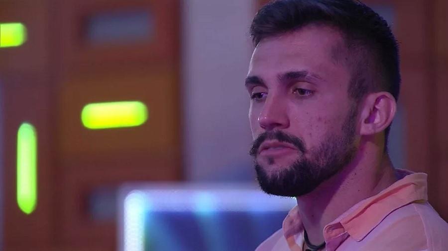 BBB 21: Arthur comenta sobre Carla Diaz - Reprodução/Globoplay