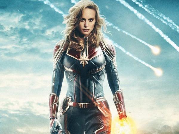 Brie Larson voltará a viver a Capitã Marvel na sequência do filme