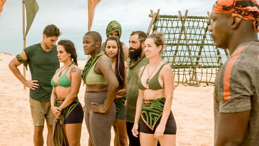 """Participantes do """"No Limite"""" em segundo episódio do reality - Divulgação/Globo"""