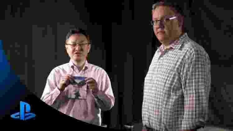 Executivos do PlayStation - Reprodução/Youtube/PlayStation - Reprodução/Youtube/PlayStation