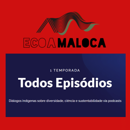 Ecoa Maloca - Montagem/Julie Dorrico