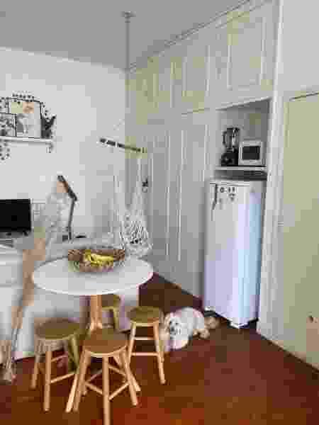 """Cozinha """"escondida"""" no apartamento - Arquivo Pessoal - Arquivo Pessoal"""