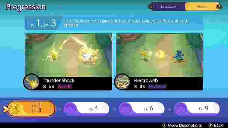 Pokémon UNITE: Habilidades - Daniel Esdras/GameHall - Daniel Esdras/GameHall