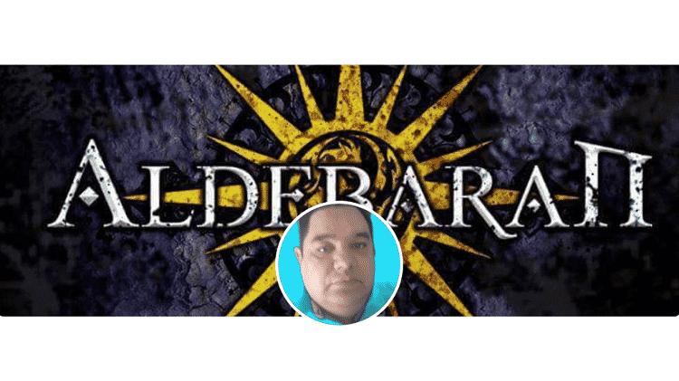 Aldebaran foto de capa - Reprodução/Facebook - Reprodução/Facebook