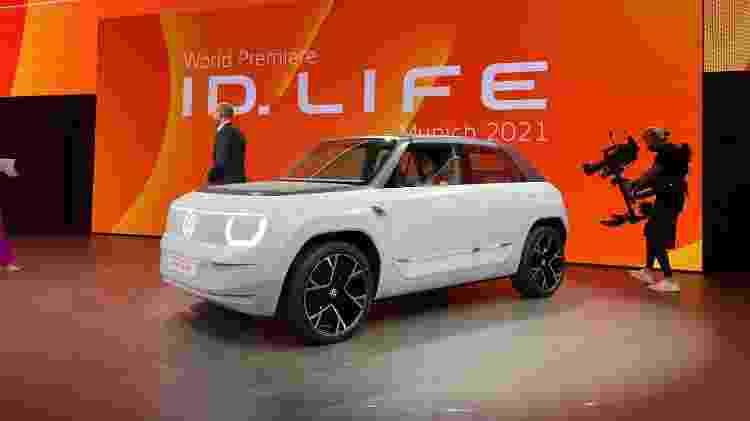 VW ID.Life - Ricardo Ribeiro/UOL - Ricardo Ribeiro/UOL