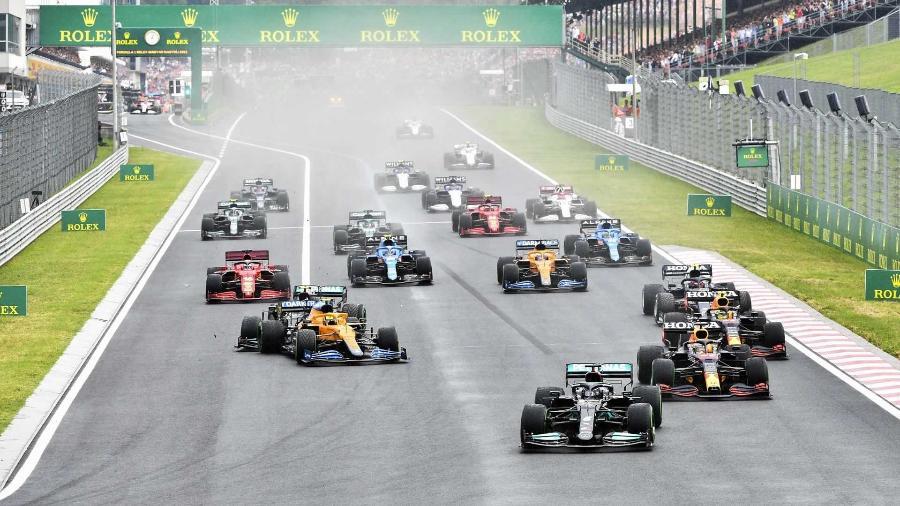 Fórmula 1 e Motorsport Network lançam a maior pesquisa com fãs da F1 - Divulgação