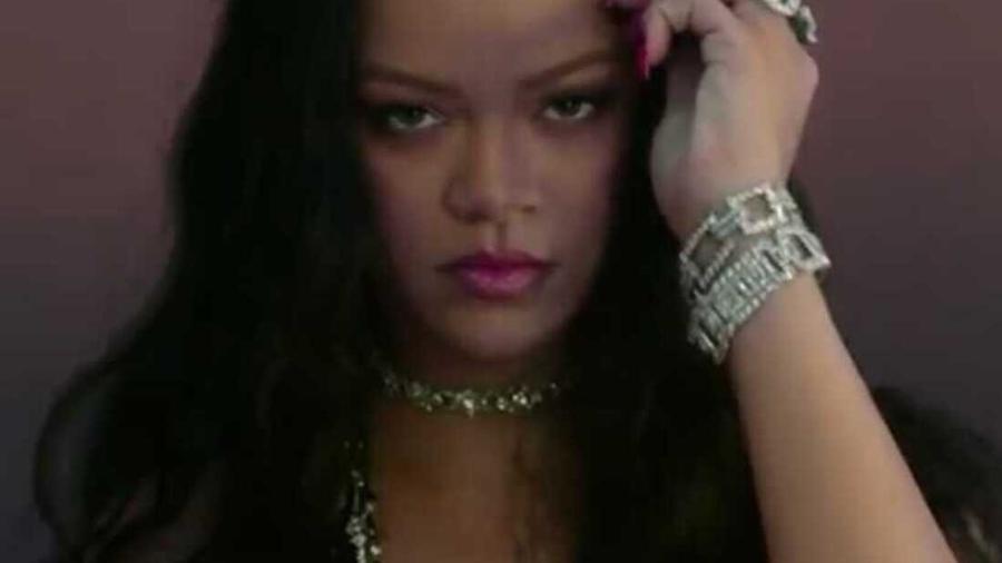 """Rihanna no trailer de """"Savage X Fenty Show"""" - Reprodução/Instagram"""