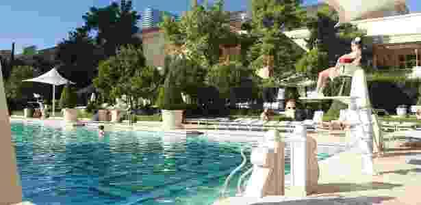 Piscinas dos hotéis de Las Vegas: onde tudo acontece? - Sumerpac1961/Creative Commons