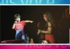 """Ivete Sangalo diz que continua a cantar graças ao filho: """"Dei um restart"""" - Reprodução/TV Globo"""