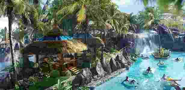 Divulgação/Universal Orlando Resort