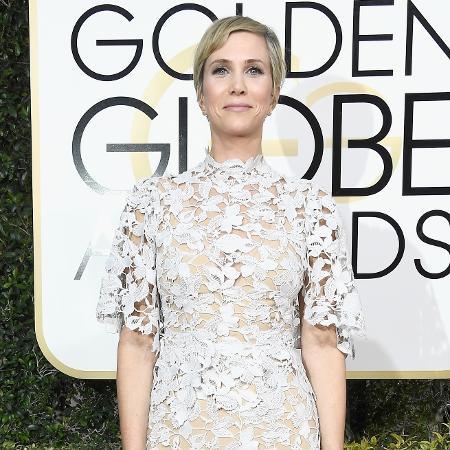Kristen Wiig pode ser a nova rival da Mulher-Maravilha - Getty Images