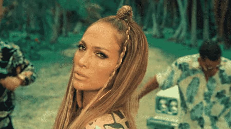 Jennifer Lopez lança clipe de música em espanhol - Reprodução/YouTube
