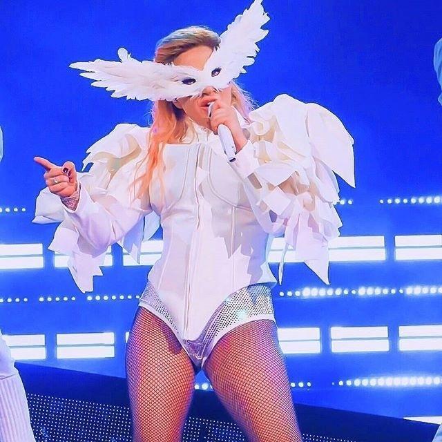 Lady Gaga em turnê