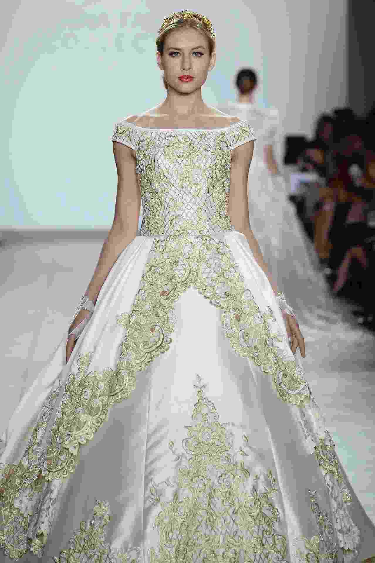 Semana de Moda de NY - China Fashion - Getty Images