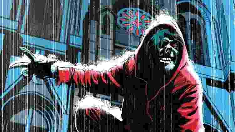 O vilão Morbius - Reprodução - Reprodução