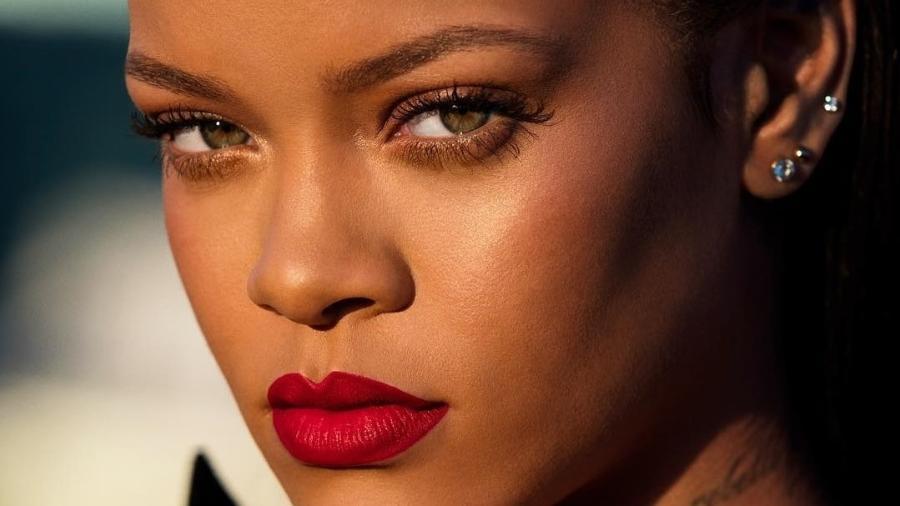 A cantora Rihanna - Reprodução/Instagram
