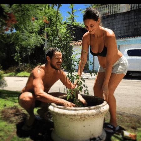 José Loreto e Débora Nascimento - Reprodução/Instagram